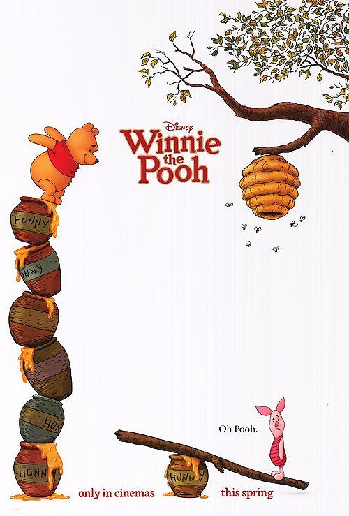 Winnie the Pooh International Poster