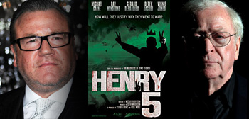 Ray Winstone / Michael Caine - Henry5