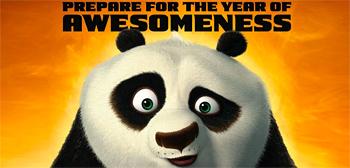 Kung Fu Panda 2 TV Spot