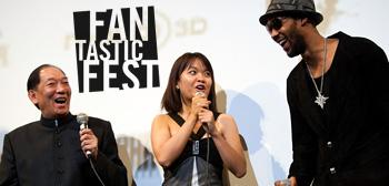 Yuen Woo Ping & RZA - Fantastic Fest 2010