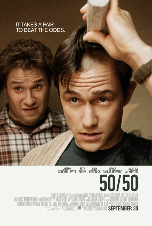50/50 Official Poster