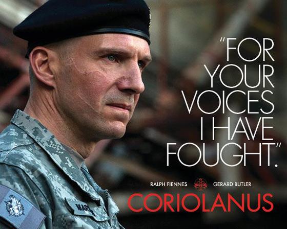 Coriolanus Banners