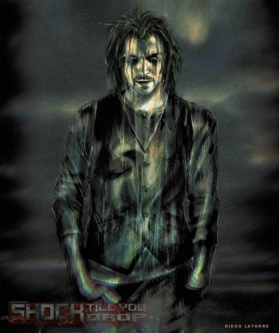 Bradley Cooper's The Crow Remake Concept Art