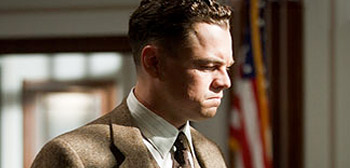 DiCaprio in J. Edgar Photo