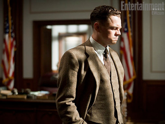 Clint Eastwood's J. Edgar Photos