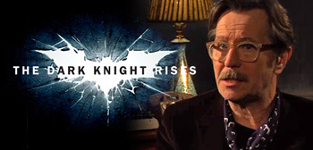 Gary Oldman - The Dark Knight Rises
