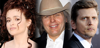 Helena Bonham Carter, Dwight Yoakam, Barry Pepper