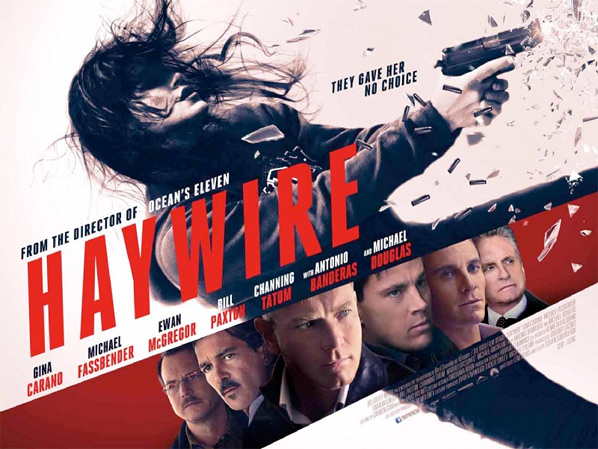 Haywire UK Quad Poster