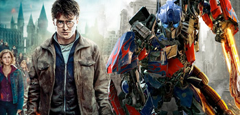 'Harry Potter / Transformers 3