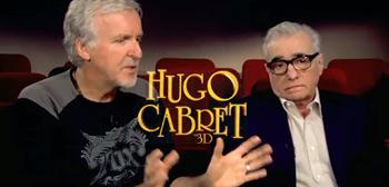 James Cameron & Martin Scorsese