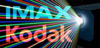 IMAX Kodak Laser