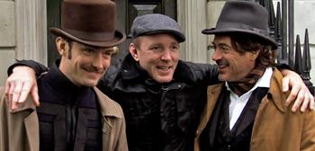 Sherlock Holmes: A Game of Shadows Featurette