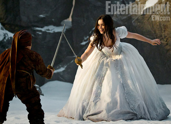 Tarsem's Snow White First Look Photos