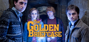The Golden Briefcase - Harry Potter