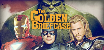 The Golden Briefcase - The Avengers