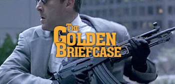 The Golden Briefcase - Robert De Niro in Heat