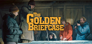The Golden Briefcase - The Thing Prequel
