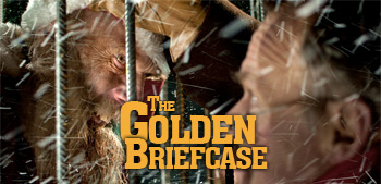 The Golden Briefcase - Rare Exports