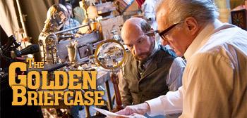 The Golden Briefcase - Scorsese's Hugo
