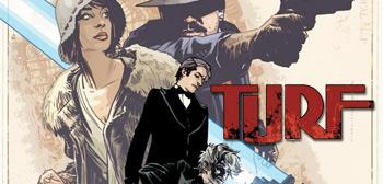 Turf Comic