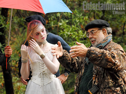 Elle Fanning in Francis Ford Coppola's Twixt