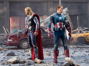 2012 Preview - The Avengers