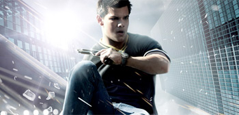 Taylor Lautner - Abduction