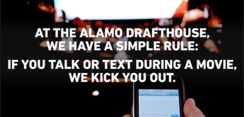 Alamo Drafthouse - Simple Rule