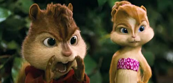 Alvin and the Chipmunks: Chip-Wrecked Trailer