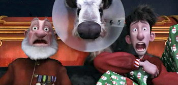 Arthur Christmas UK Trailer
