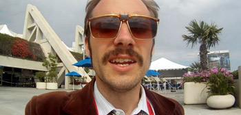 Bob Stencil Comic-Con 2011