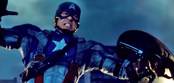 Captain America: The First Avenger TV Spots