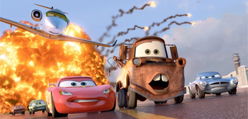 Pixar's Cars Review