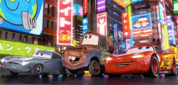 Pixar's Cars 2