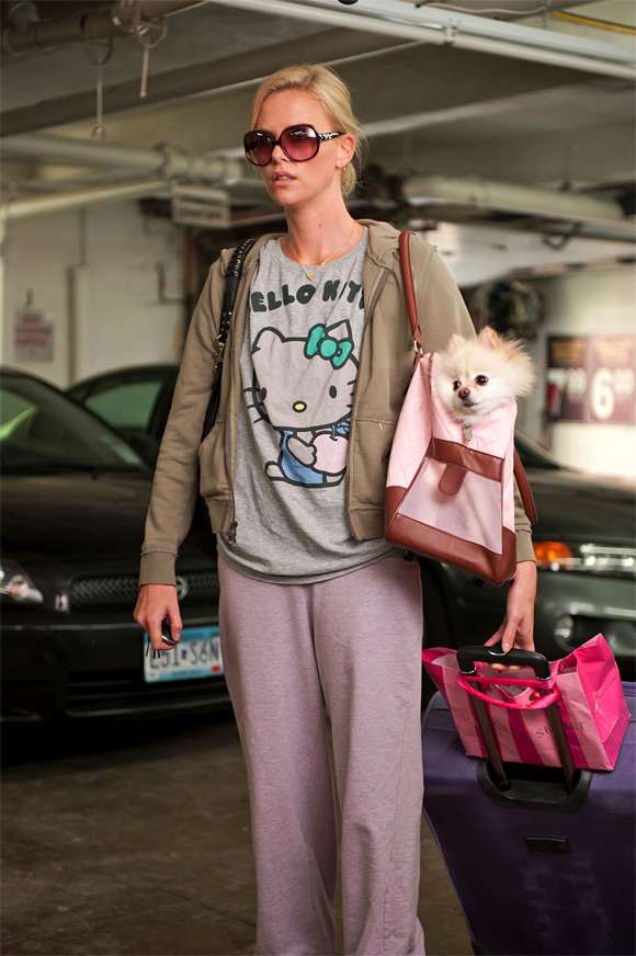 Charlize Theron in Jason Reitman's Young Adult