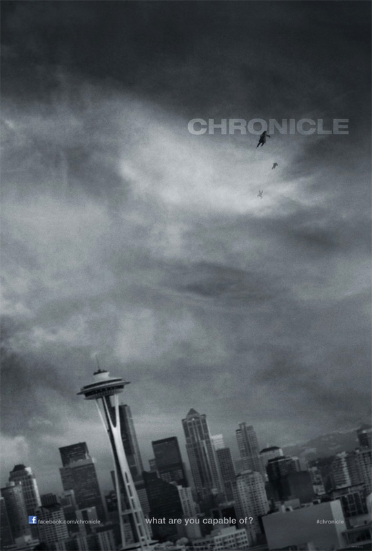 Chronicle Teaser Poster