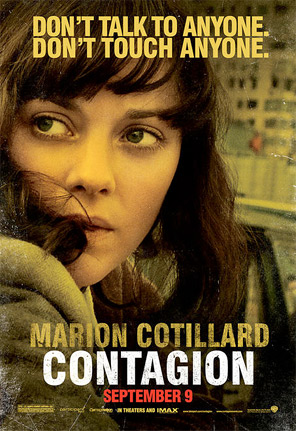 Contagion Character Poster - Marion Cotillard