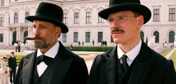 A Dangerous Method Trailer