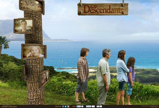 The Descendants Website
