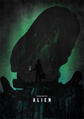 Dean Walton's Classic Sci-Fi - Alien