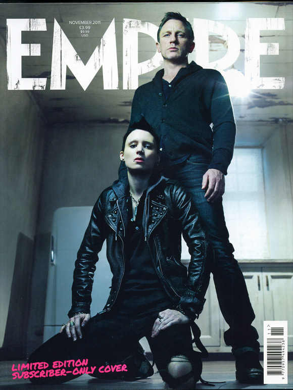 Girl with the Dragon Tattoo - Empire Magazine