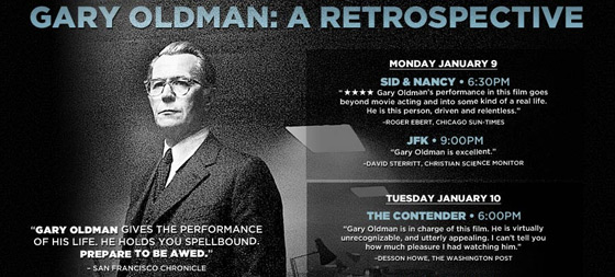 Gary Oldman Retrospective