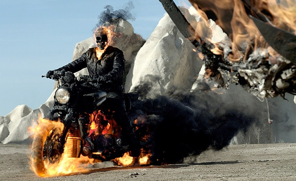 Ghost Rider: Spirit of Vengeance Photos