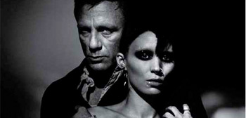 The Girl with the Dragon Tattoo Trailer