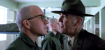 Full Metal Jacket - Greatest Unscripted Scenes