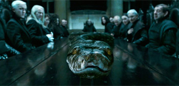 Nagini from Harry Potter