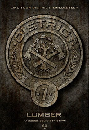 The Hunger Games - District 7