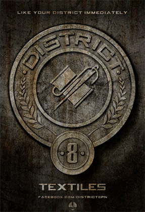 The Hunger Games - District 8