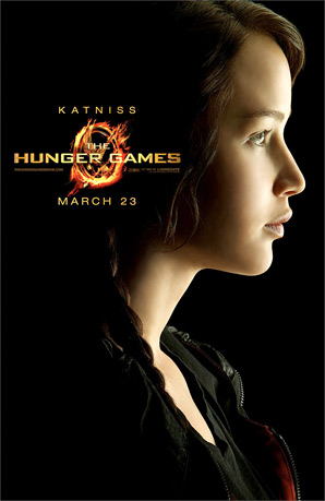 The Hunger Games - Katniss