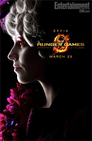 The Hunger Games - Effie